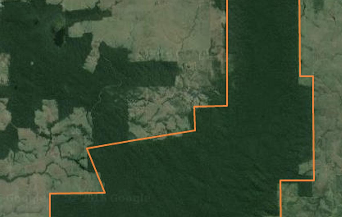 Territorio indígena Tanaru, Amazonia brasileña