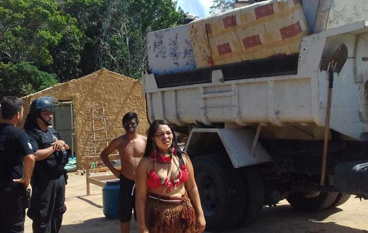I Pataxó del Brasile hanno lanciato un appello disperato.