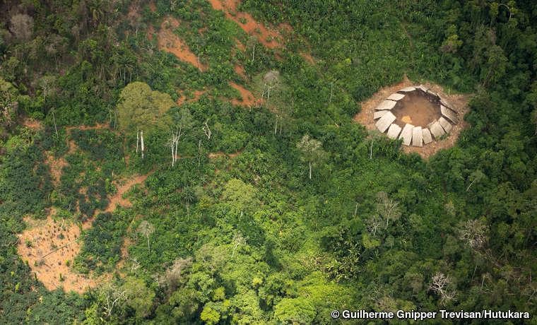 Ein Teil der Yanomami lebt unkontaktiert im Amazonas-Regenwald