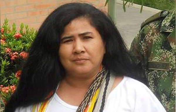 Yoryanis Isabel Bernal Varela è stata uccisa con un colpo di pistola alla testa, in Colombia.