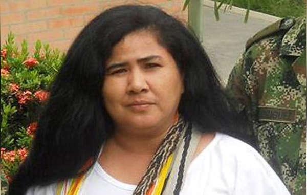Yoryanis Isabel Bernal Varela wurde durch einen Kopfschuss in Kolumbien getötet.