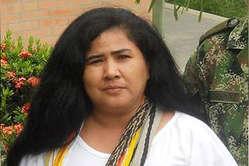Yoryanis Isabel Bernal Varela was shot dead in the head in Colombia