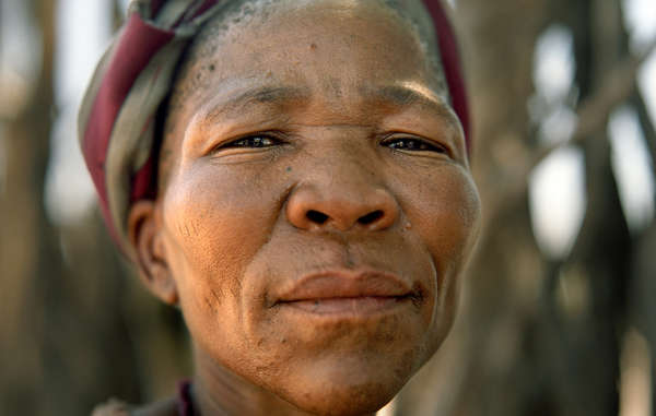 The Botswana government has repeatedly attempted to evict Bushmen from their land, but many have defiantly resisted leaving their ancestral homes.