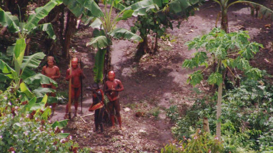 Indígenas brasileiros fizeram um apelo internacional para evitar maiores matanças.