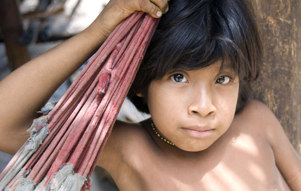 Tribes like the Awá frequently suffer prejudice and violence