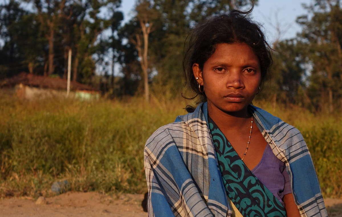 Les Baiga sont l'un des peuples qui auraient été affectés par les projets du gouvernement indien.