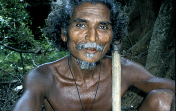 Many Wanniyala-Aetto have been fined for hunting in their forest. Some have even been shot dead.