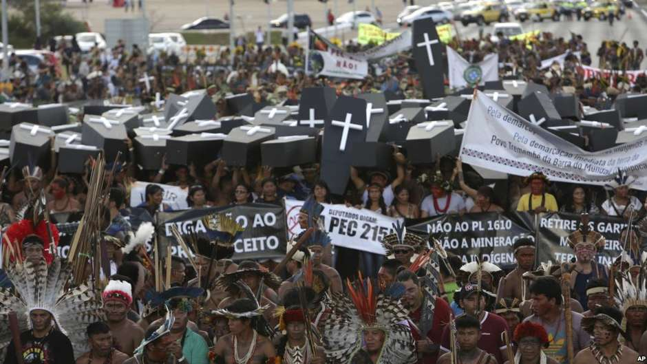 New report from Brazil's congress calls for shutdown of FUNAI and major anti-indigenous reforms