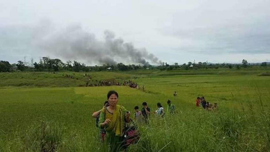 Tribal village brutally attacked, but local authorities fail to intervene in Chittagong hill tracts