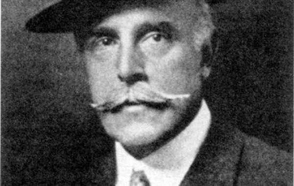 Madison Grant, famoso eugenesista y fundador de la organización que se convertiría en la Sociedad para la Conservación de la Vida Silvestre (WCS).