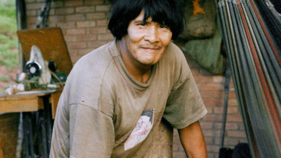 Iawí, um dos últimos membros da pequena tribo dos Avá Canoeiro, faleceu. Apenas oito membros ainda existem.