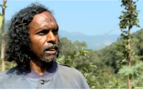 Bari Pidikaka, Dongria activist, who died in police custody after being detained in 2015