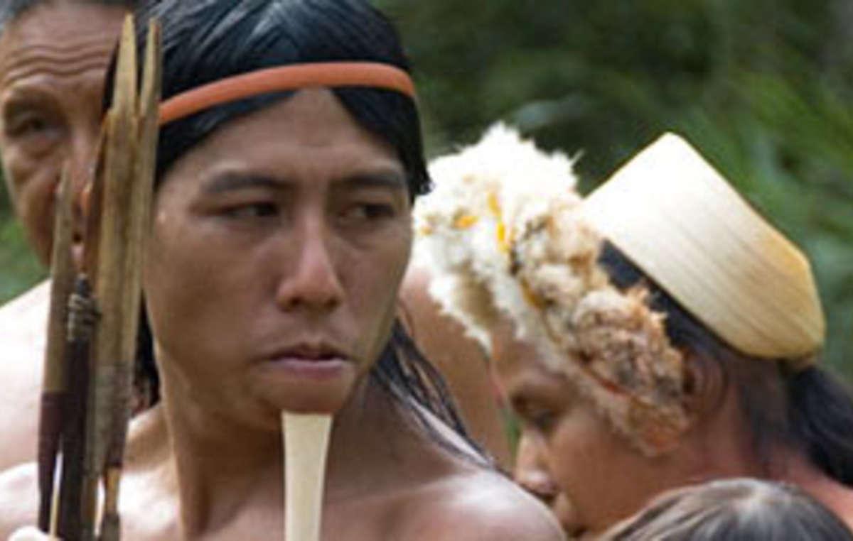 Indigene Völker in Brasilien wie die Zoé haben seit ihrem ersten Kontakt viel Leid erlitten.