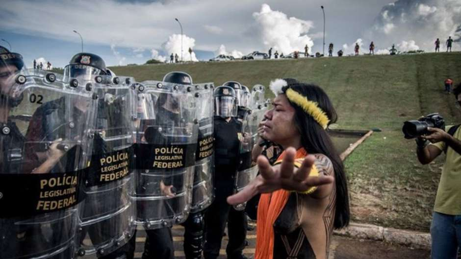 Brazil's Supreme Court rules in favor of indigenous land rights