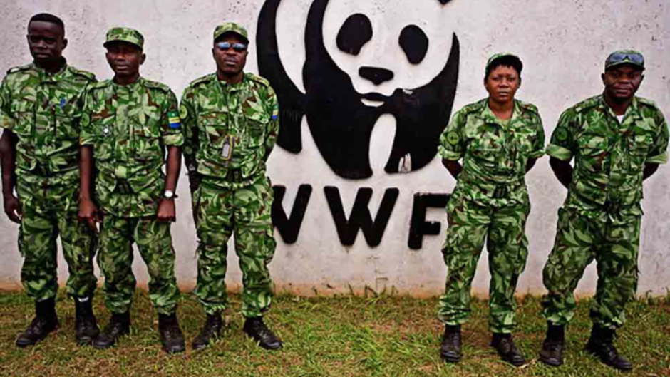 Rangers supported by WWF will get bonuses for arresting people, providing an incentive to arrest as many people as possible.