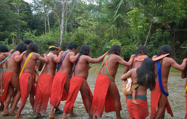 The Waiãpi have organized protests against projects on their land