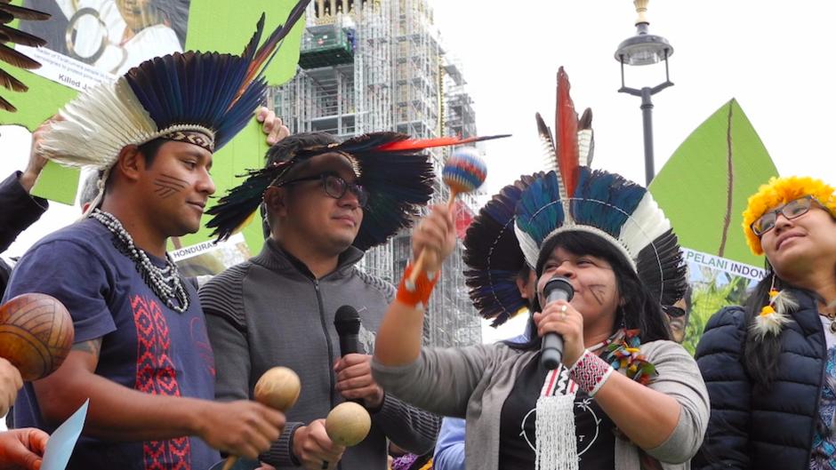 Apelo global para maior reconhecimento do papel indígena na conservação do meio ambiente