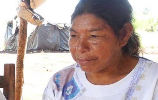 Creuza Guarani kämpfte seit Jahren mutig für die Rechte ihres Volkes. Ihre Leiche wurde diese Woche nahe ihrer Gemeinde Apy Kay gefunden.