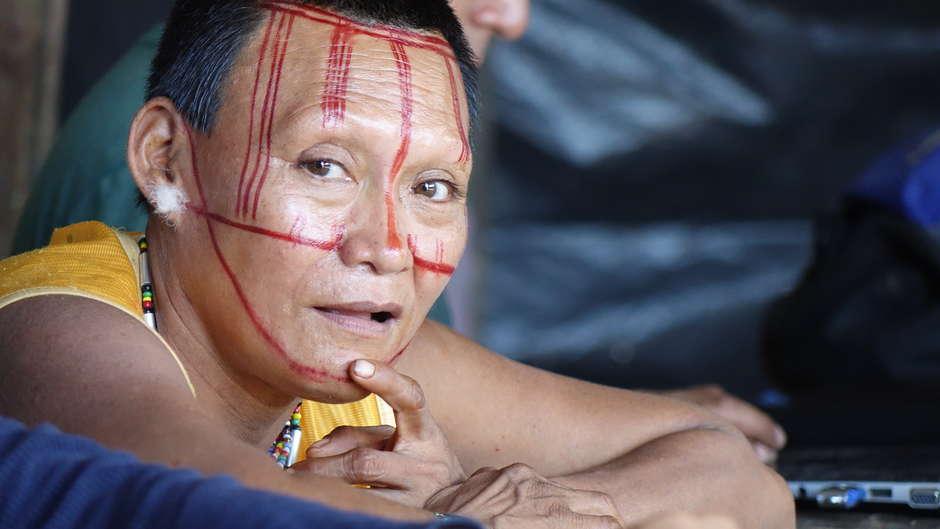 Die Nukak sind das letzte indigene Volk Kolumbiens, das zum Kontakt gezwungen wurde