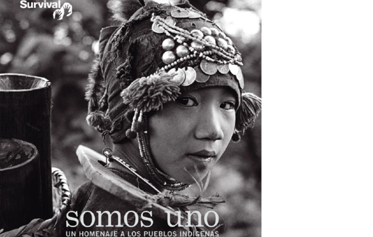 'Somos uno, un homenaje a los pueblos indígenas'.