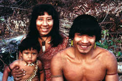 The Uru-eu-Wau-Wau are one of the tribes who will be affected by the Madeira River dams.