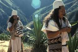 Arhuaco Indians, Colombia