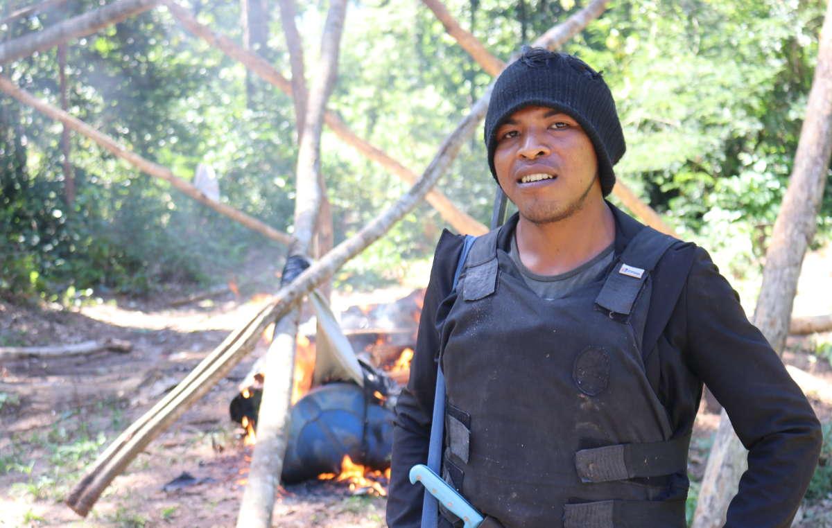 Paulo Paulino Guajajara, noto come Kwahu, è stato ucciso da invasori armati.