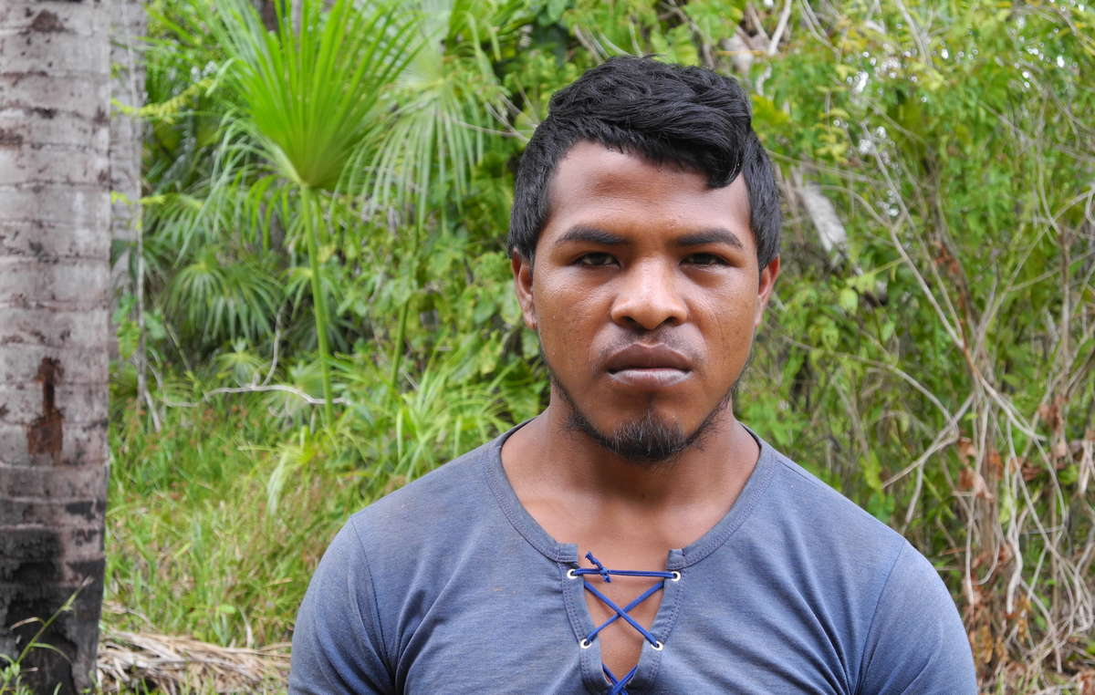 Paulo Paulino Guajajara, Guardián de la Amazonia, asesinado por invasores en 2019.
