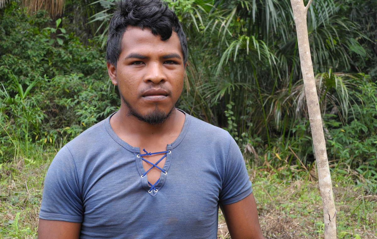 "Paulo Paulino ""Lobo"" Guajajara, Guardian of the Amazon, was killed in an ambush by loggers."