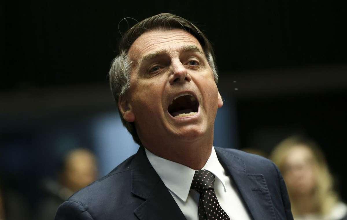 Jair Bolsonaro, Präsident von Brasilien.