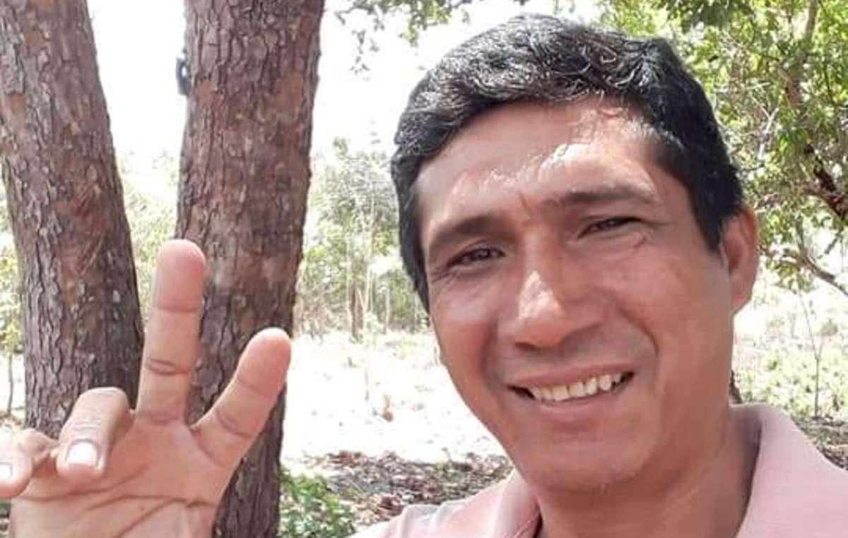 Zezico Guajajara, un Guardián de la Amazonia, fue asesinado a tiros en marzo de 2020, en Brasil.