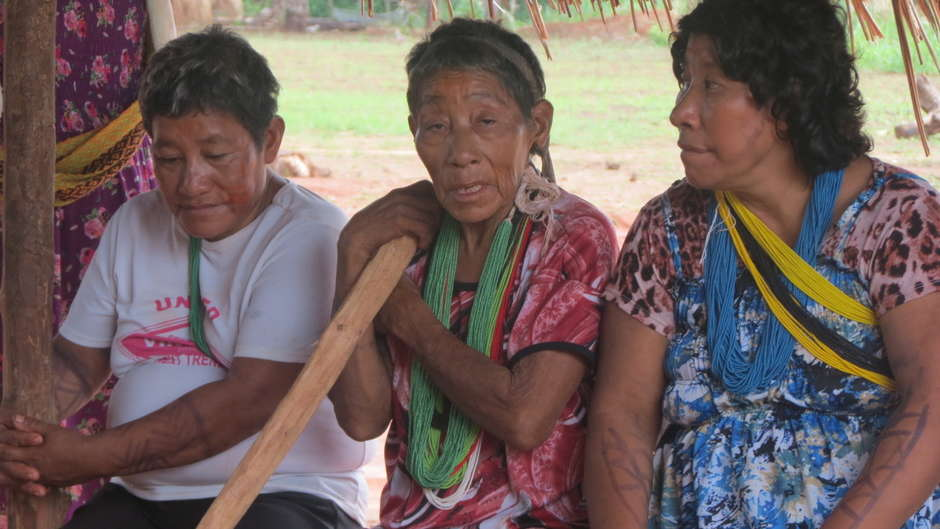 The Arara people now revealed as the tribe with the highest known rate of Covid-19 infection in the Brazilian Amazon.