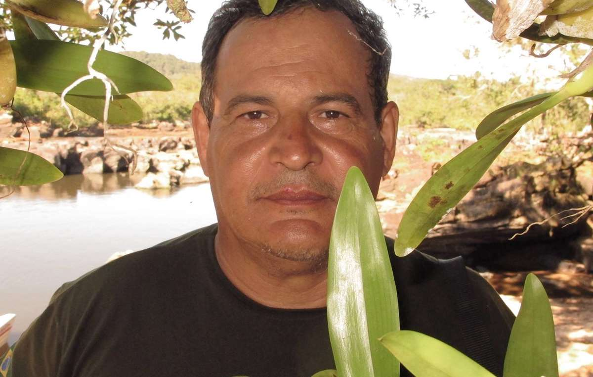 Rieli Franciscato was coordinator of the FUNAI team protecting uncontacted Indians' land in Rondonia, including the Uru Eu Wau Wau territory.