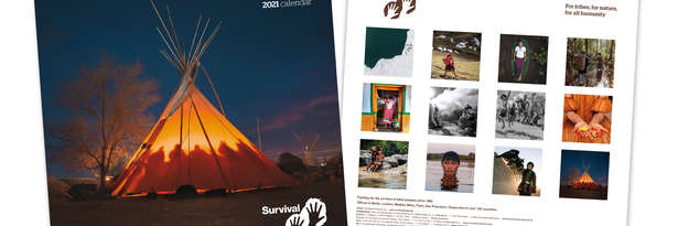 Survival calendar 2021 covers galleries index