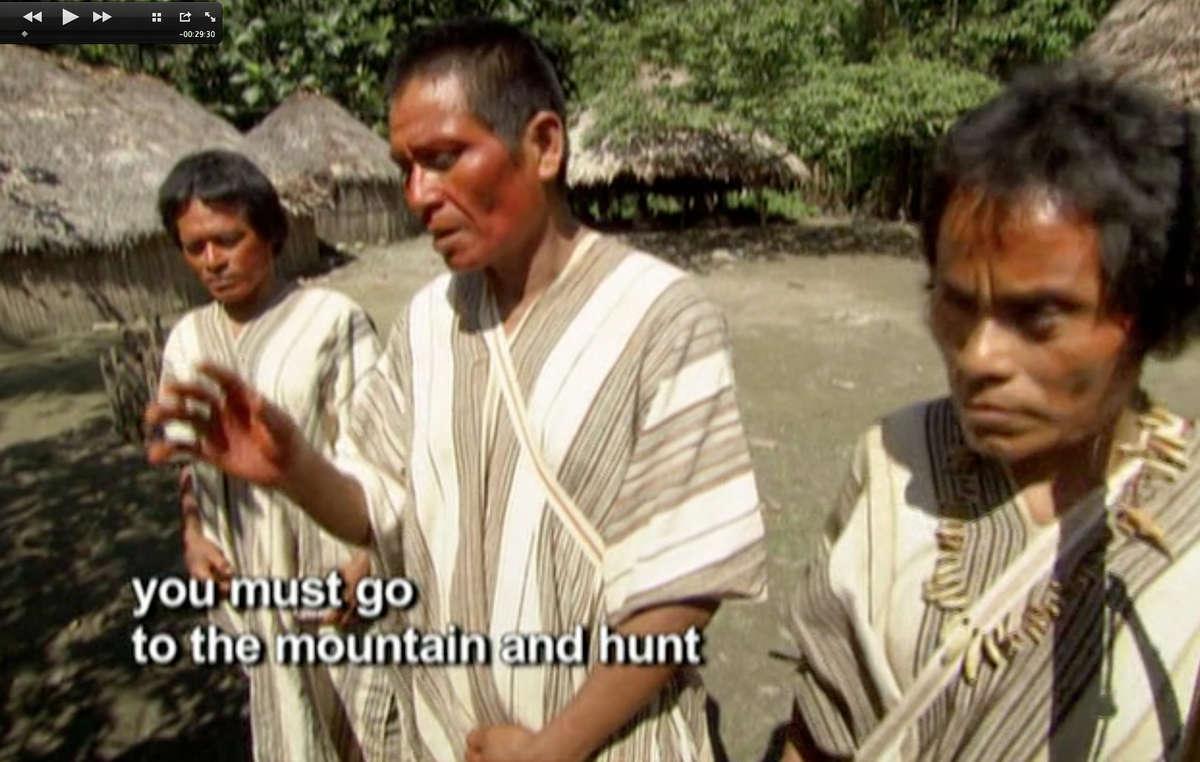Die Aussagen der Matsigenka wurden in der Serie wiederholt falsch übersetzt
