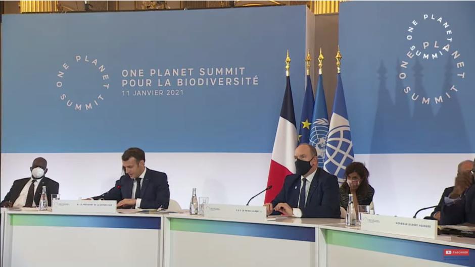 One Planet Summit : la France pousse pour les 30 % alors que des organisations alertent contre une catastrophe
