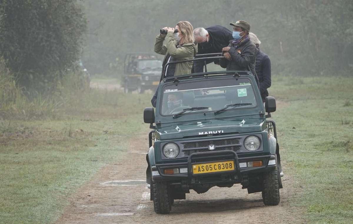 La visite de la ministre dans le parc de Kaziranga a passé sous silence les violences commises contre les peuples autochtones par les gardes parcs au nom de la protection de la nature.