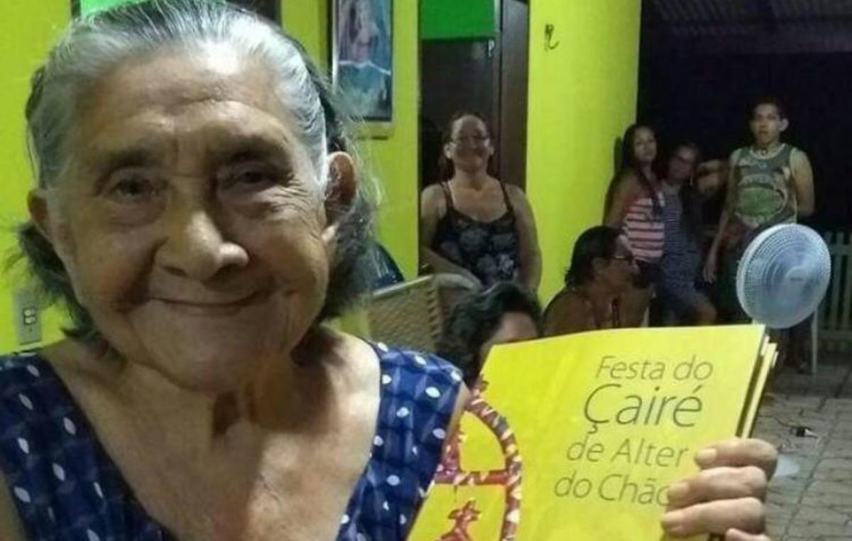 Lusia dos Santos Lobato fue la primera persona indígena que murió de Covid-19 en Brasil.