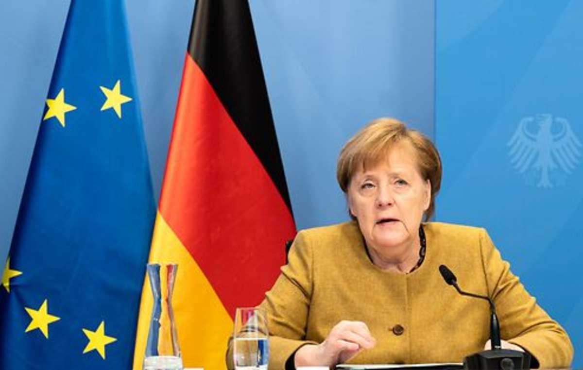 Bundeskanzlerin Dr. Angela Merkel auf dem One Planet Summit.