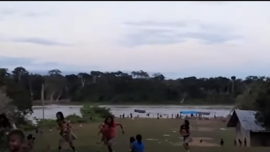 Une crise humanitaire majeure est en train de s'abattre sur les Yanomami.