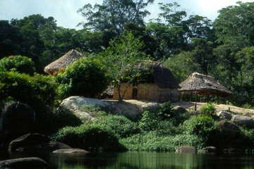Das Dorf Neu-Mashipurimo der Aparai-Wajana heute