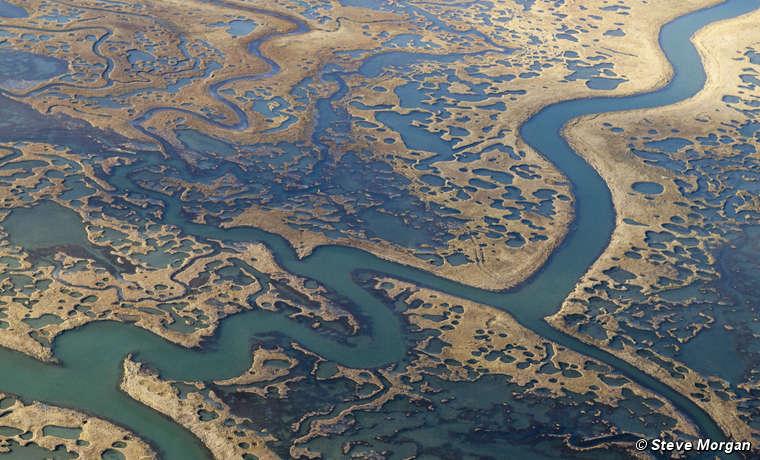 Península de Yamal, Rusia.
