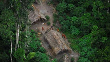 Índios isolados do Brasil