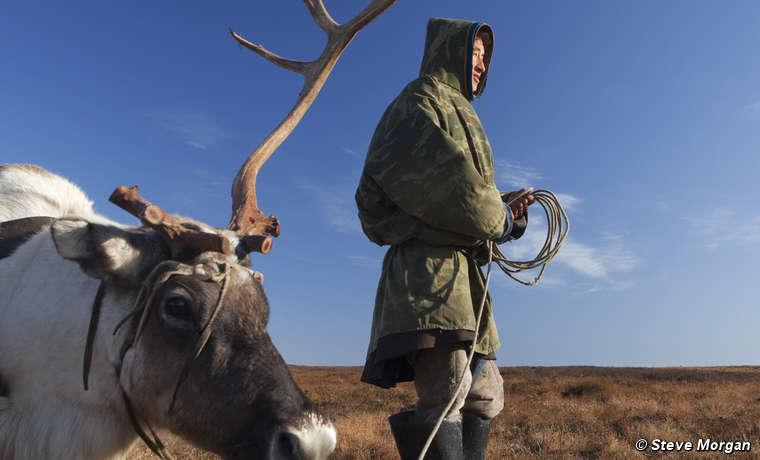 Nenet herder, Yamal Peninsula, Russia