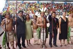 Deux leaders indigènes sont investis des fonctions de maire et maire-adjoint de São Gabriel da Cachoeira, dans le Brésil amazonien