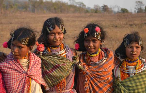 India's Dongria Kondh have been fighting against a mine on their land by British company Vedanta Resources.