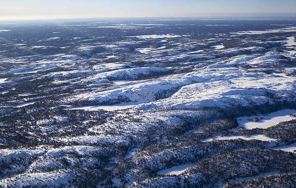 Noch bis vor 50 Jahren durchzogen die Innu als Jäger und Sammler den Nordosten Kanadas.