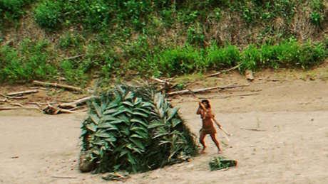 Indiani incontattati del Perù