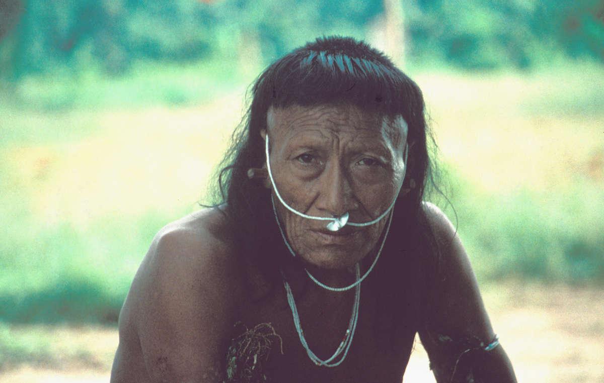 Les Indiens nahua sont lune des nombreuses tribus menacées par le boom du gaz péruvien.