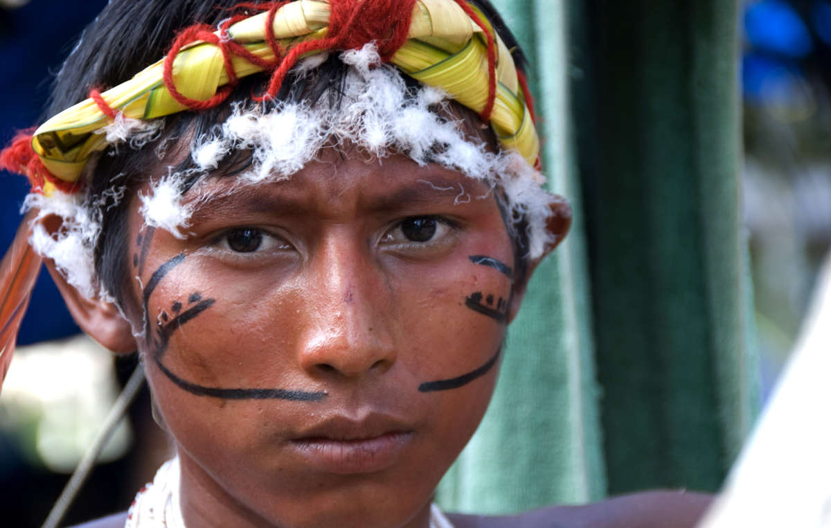 Goldminers have been invading Yanomami land for decades
